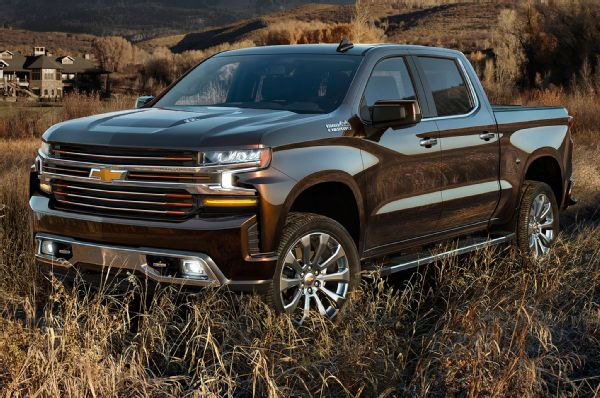 2019 Chevrolet Silverado 1500 Front Side View 1 Photo 160713094