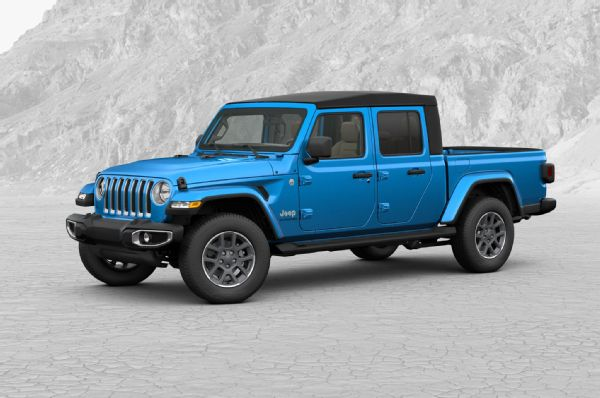 2020 Jeep Gladiator Overland Build And Price Exterior Front Quarter 01 Photo 263134973