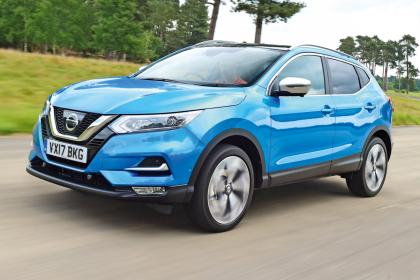 Best new cars of 2017: our road tests of the year - Nissan Qashqai