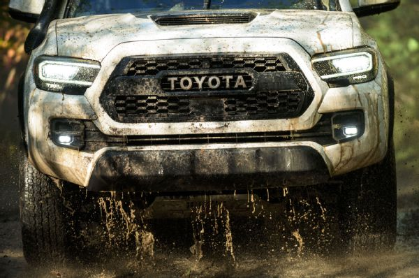 2020 Toyota Tacoma Trd Pro Exterior Front End Photo 172373544
