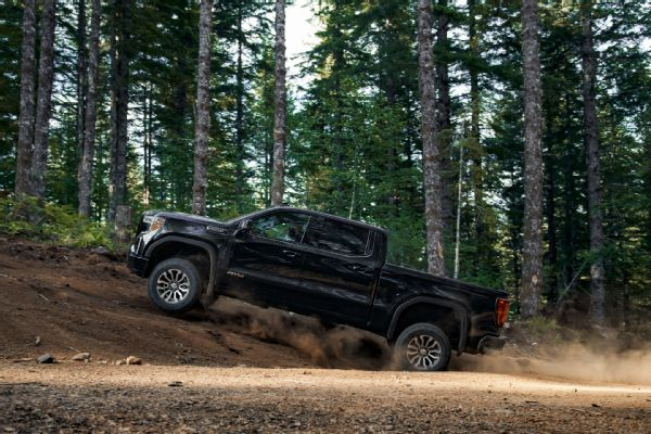 Auto News Four Wheeler Gmc Sierra At4 Off Road Package Photo 172532025