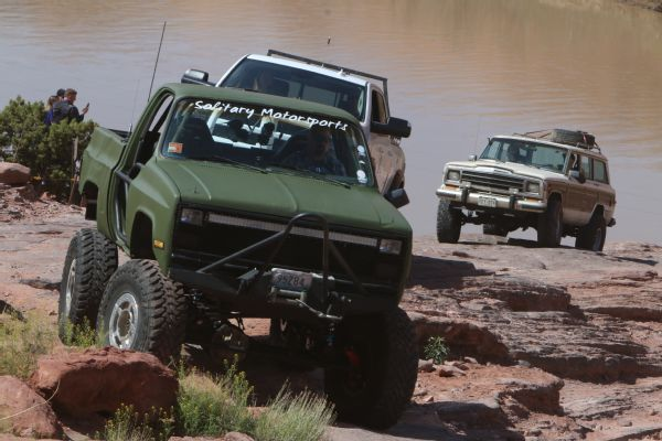 06 2019 Easter Jeep Safari Fullsize Invasion Moab Rim.JPG Photo 174176868