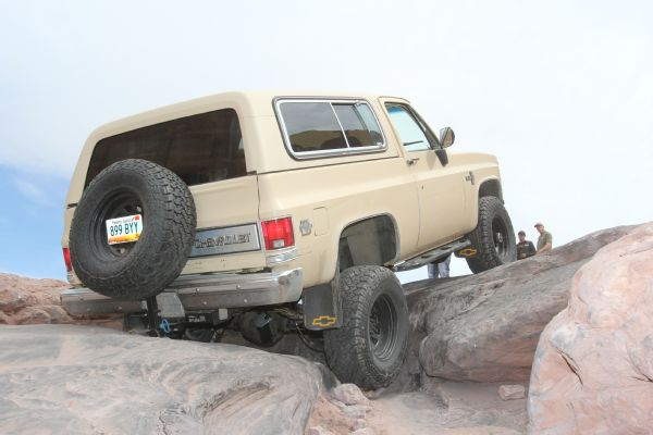 11 2019 Easter Jeep Safari Fullsize Invasion Moab Rim.JPG Photo 174176919