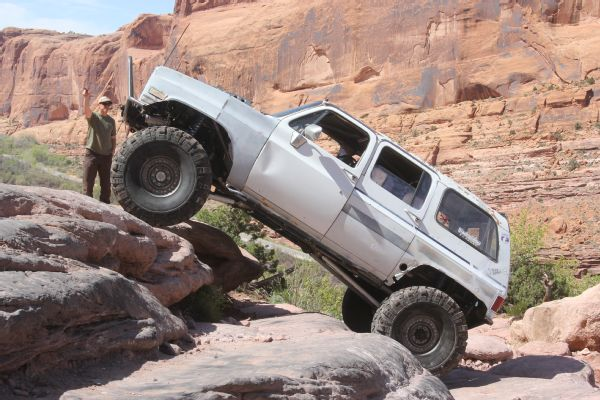 19 2019 Easter Jeep Safari Fullsize Invasion Moab Rim.JPG Photo 179035552