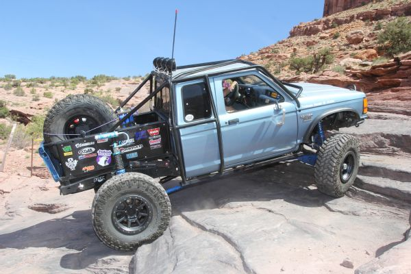 33 2019 Easter Jeep Safari Fullsize Invasion Moab Rim.JPG Photo 179035651