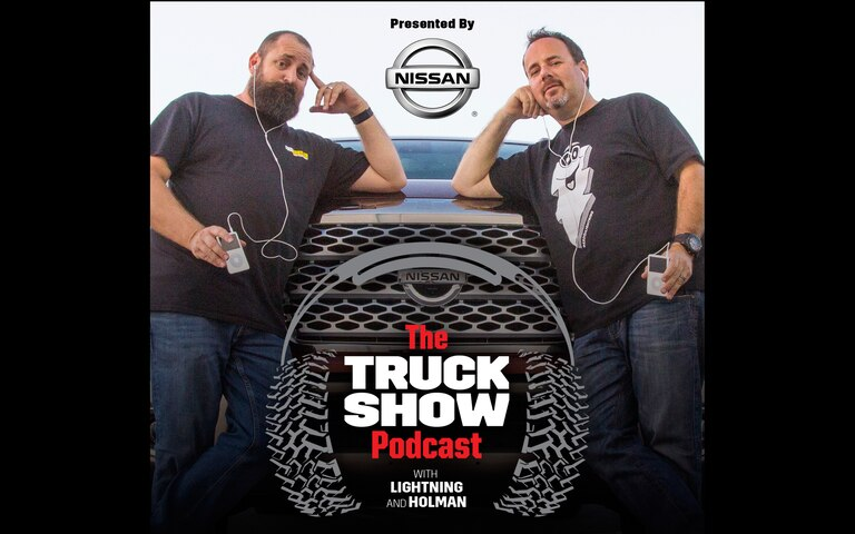 Truck Show Podcast Presented By Nissan Holman Lightning 2 Photo 173799627
