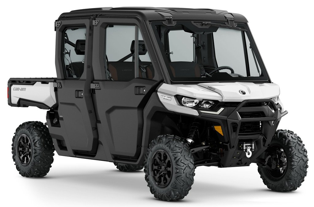 2020 Can-Am Defender MAX Limited